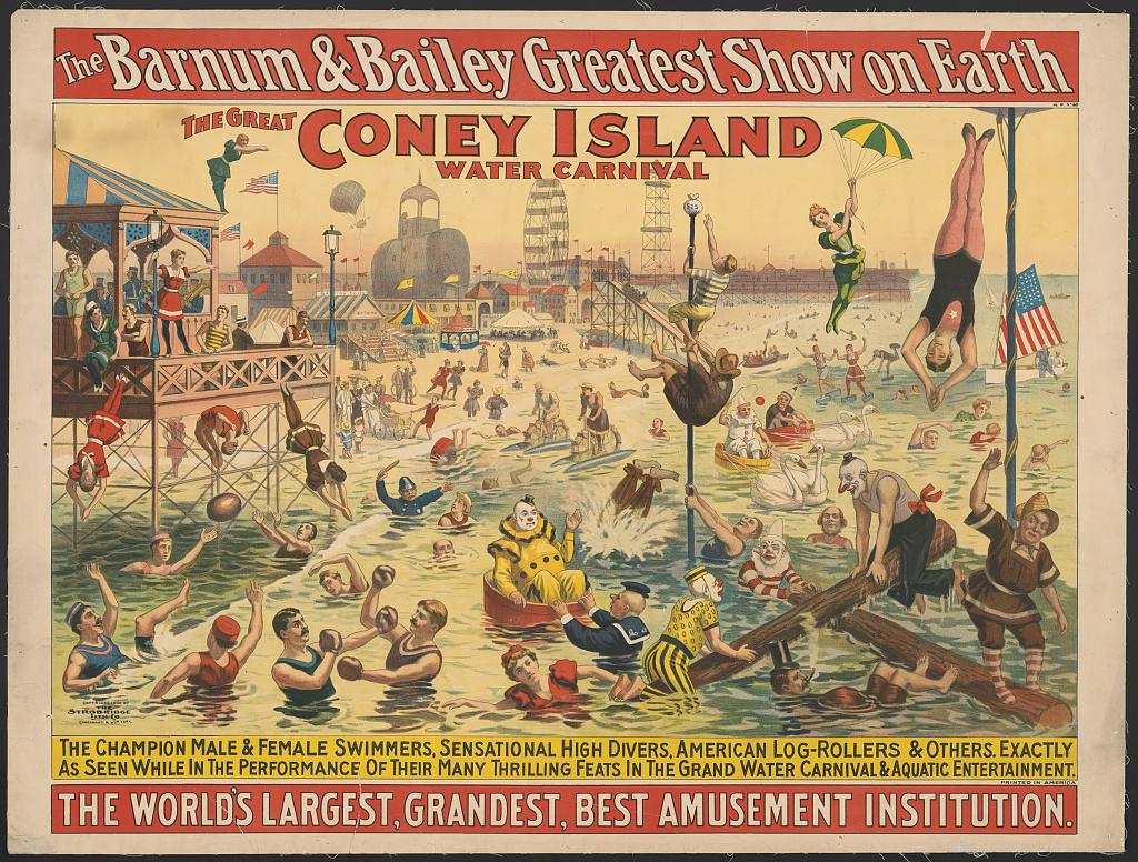The Barnum & Bailey Greatest Show on Earth (LOC)
