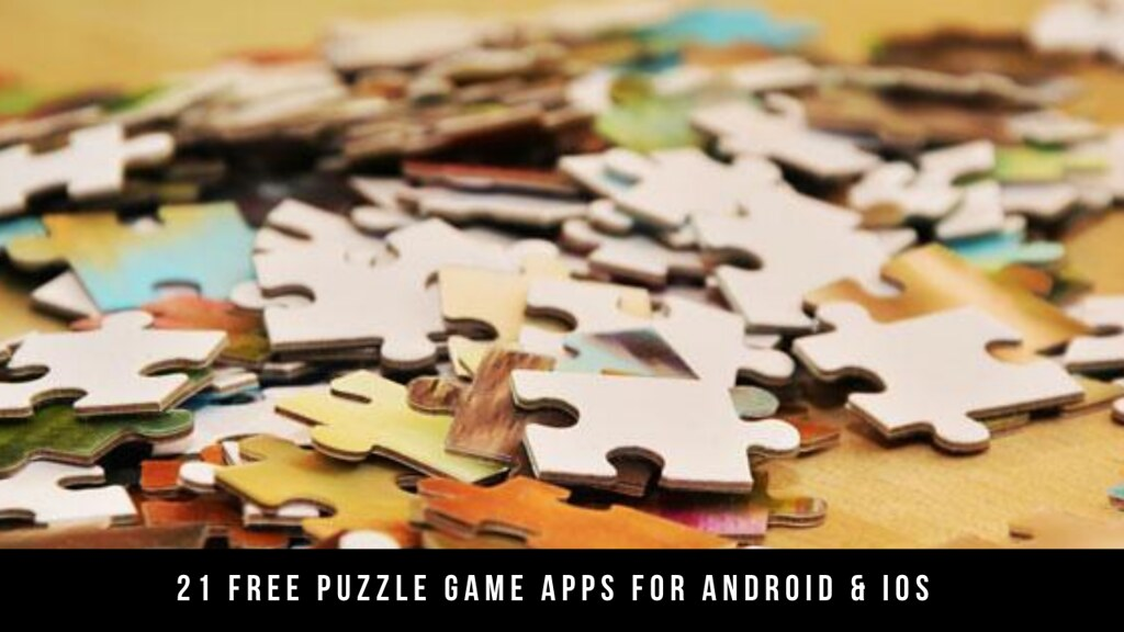 21 Free Puzzle Game Apps For Android & iOS