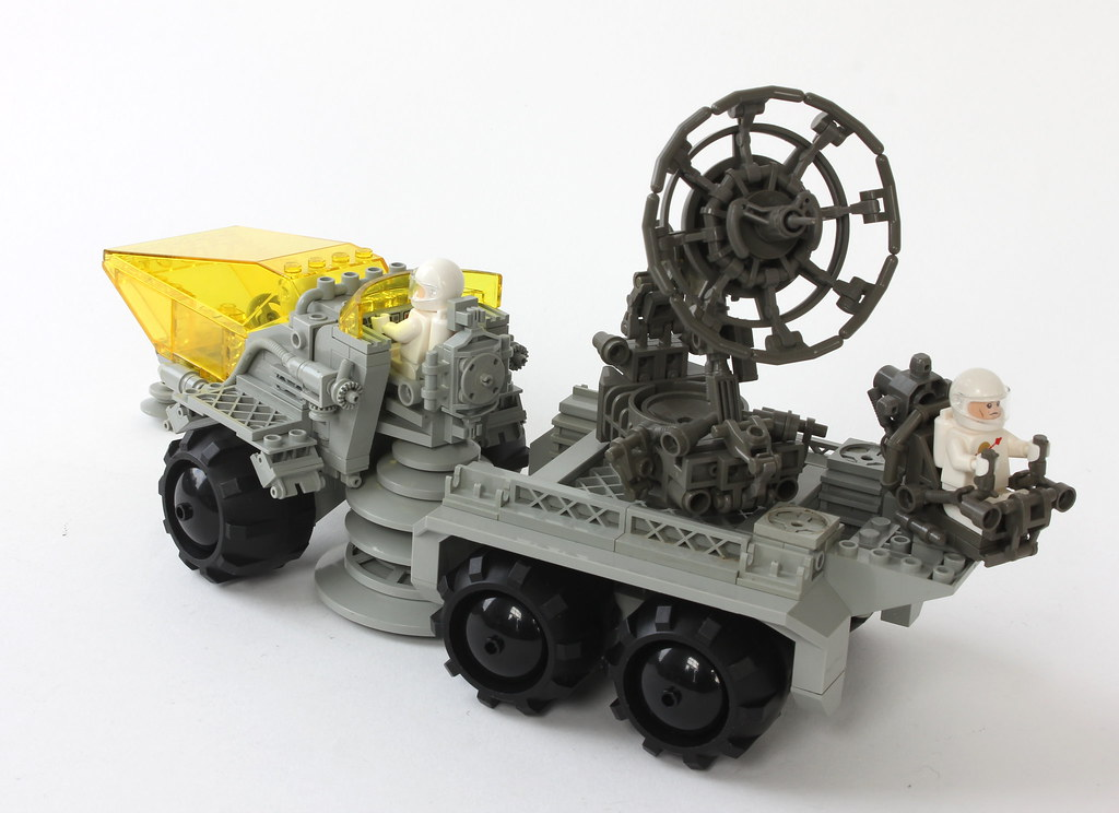 Heavy Communications Rover