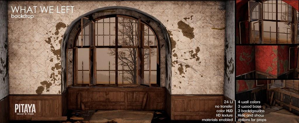 Pitaya – What We Left @ Desolation