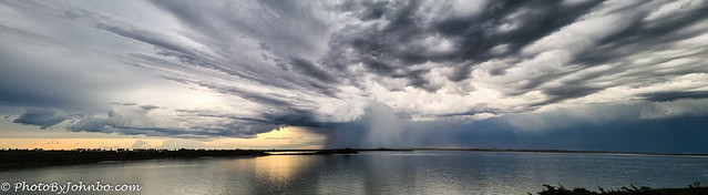 Fort Peck Lake Storm-1