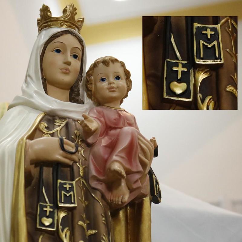 Missa em Honra à Nossa Senhora do Carmo - 2020