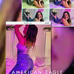 American Eagle%u2019s New Campaign Features Addison Rae & The Jeans Of My Dreams