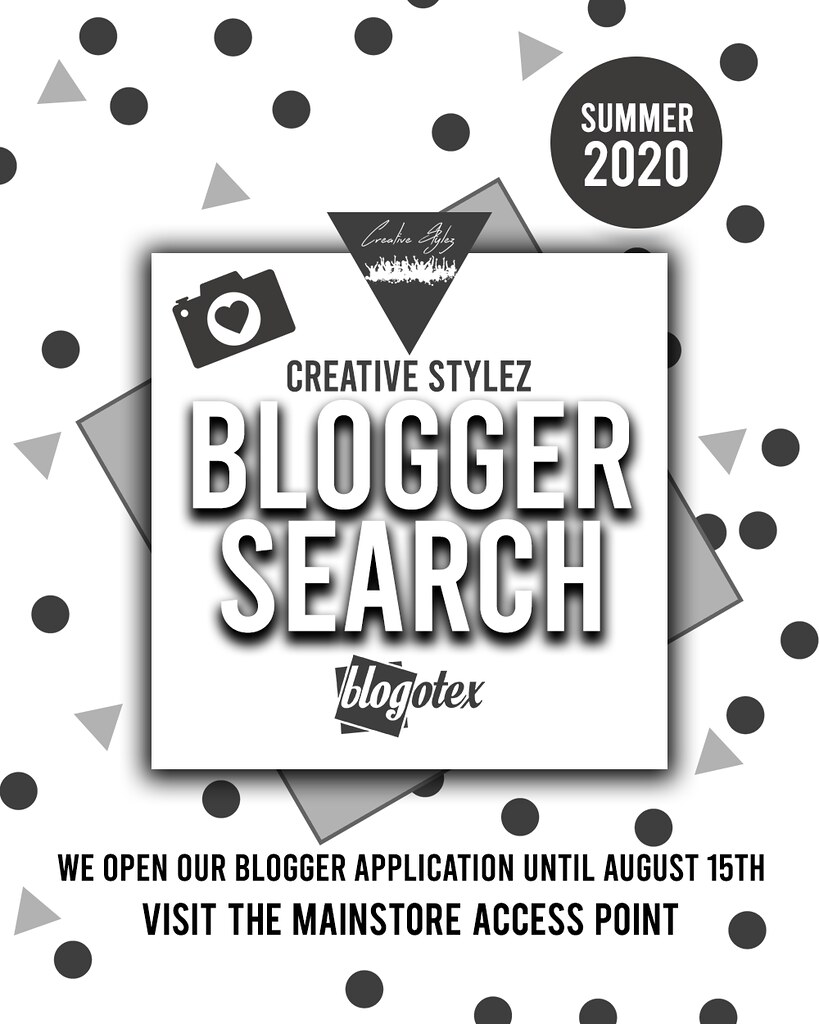 Creative Stylez Summer Blogger Search