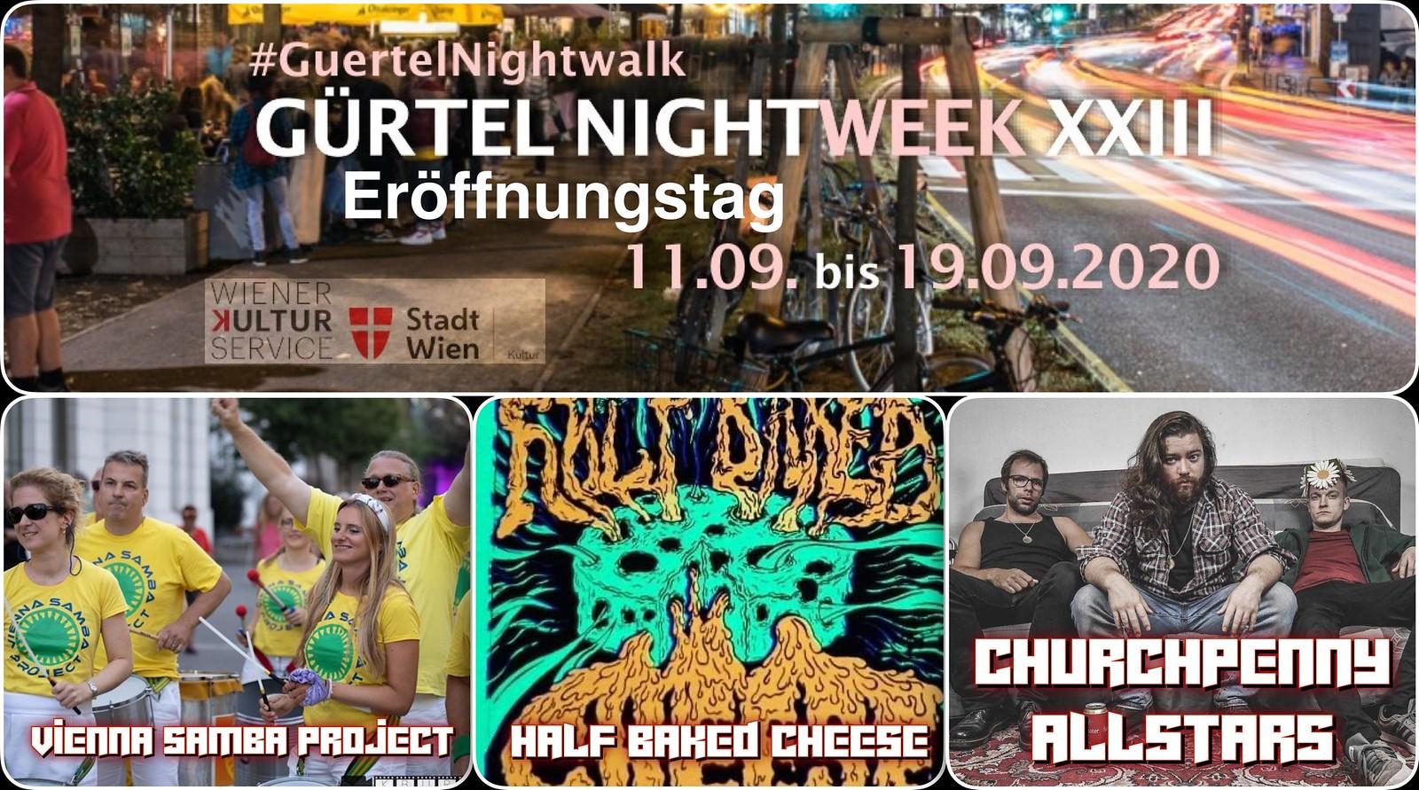 Gürtel Nightwalk XXIII