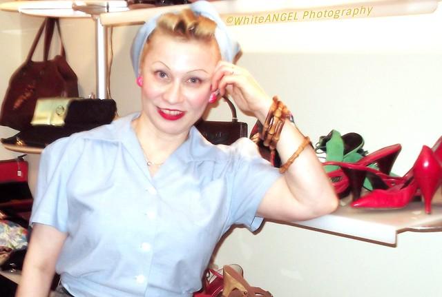 make-up Artist Ketty Cinieri: Stand