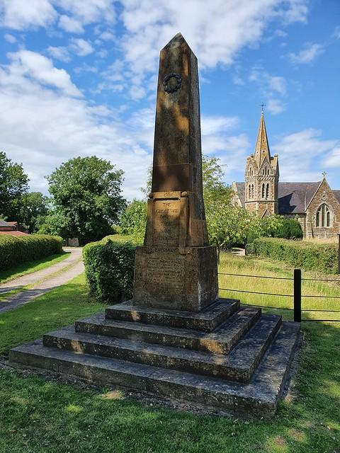 Lower Shuckburgh War Memorial