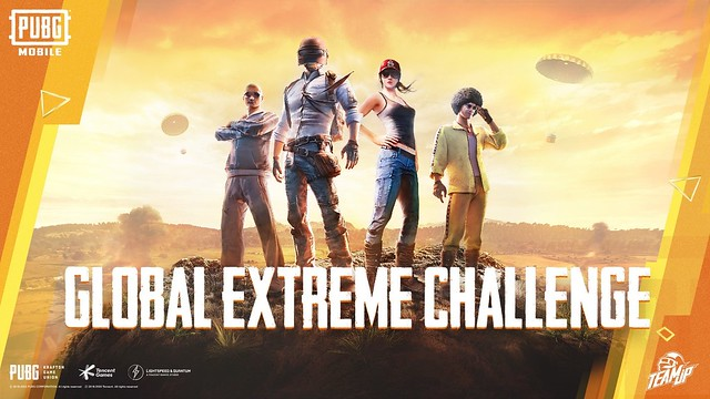 Global Extreme Challenge Banner