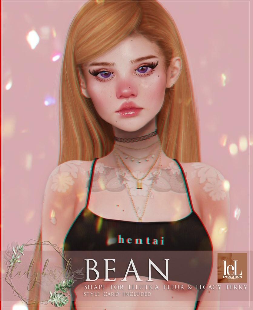 Ladybird. // Bean for Lelutka Evo. Fleur! <3