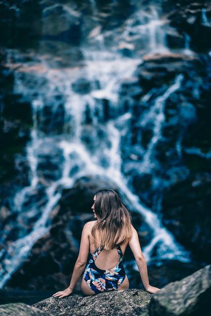 Waterfall Girl
