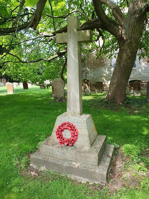 Leamington Hastings War Memorial