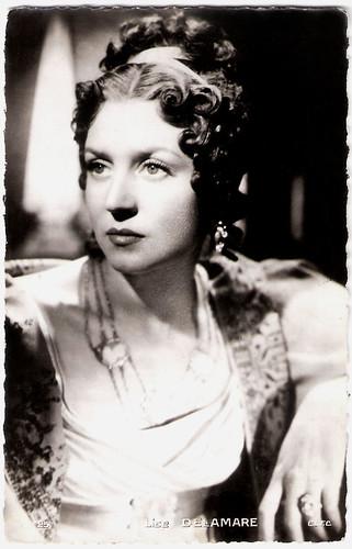 Lise Delamare in Le comte de Monte Cristo (1943)
