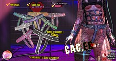 SEKA's Caged Panty @KINKY