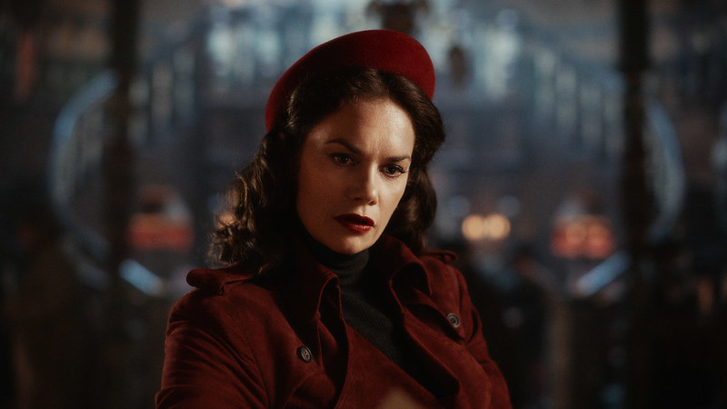 Ruth Wilson - credit HBO