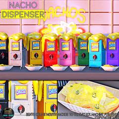 Junk Food - Nacho Machine Ad