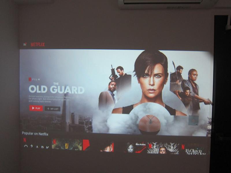 Lumos Auro - Netflix