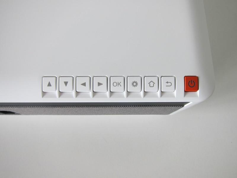 Lumos Auro - Top - Buttons