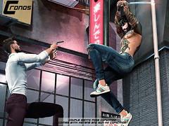 🔥 NEW RELEASE 🔥 Katana Kill - Bento Pose