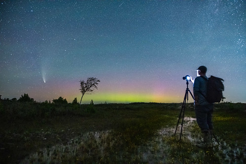 astro landscapes michigan nightsky northernmichigan