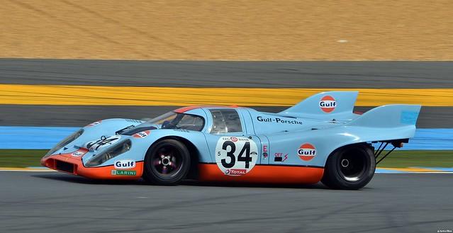 Porsche 917K  GULF