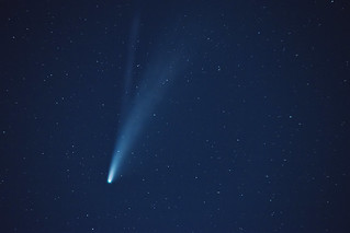 Neowise, the last comet | by Il Condor