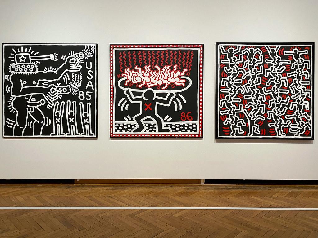Visual Activism by Keith Haring