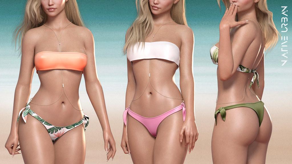 NATIVE URBAN – Tove Bikini (GIVEAWAY ON)