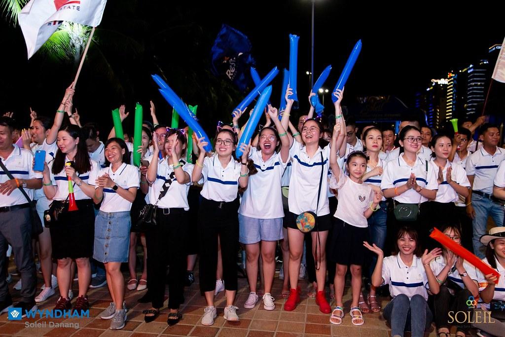 Team ERA Vietnam tham dự kickoff Wyndham Soleil Đà Nẵng 11