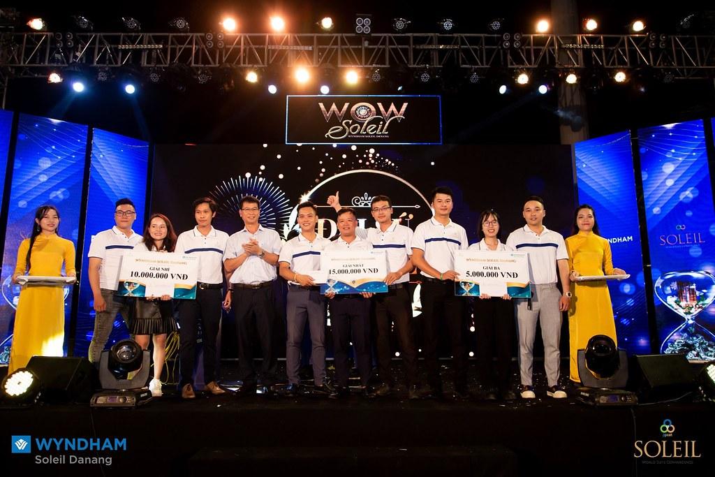 Team ERA Vietnam tham dự kickoff Wyndham Soleil Đà Nẵng 9