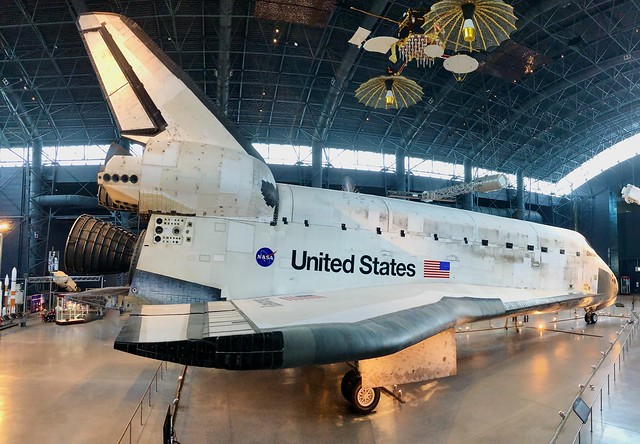 OV-103 Space Shuttle Discovery