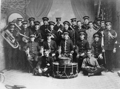 queensland brass band instrument horn uniforms drums tuba trumpet