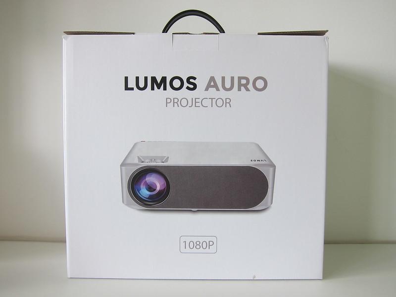 Lumos Auro - Box Front