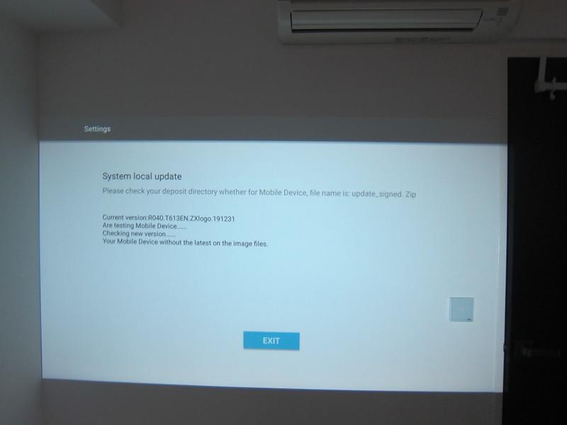 Lumos Auro - System - Update