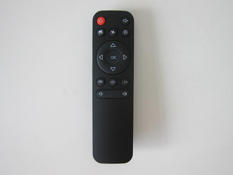 Lumos Auro - Remote - Front