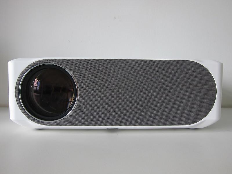 Lumos Auro - Front - With Lens Cap Off