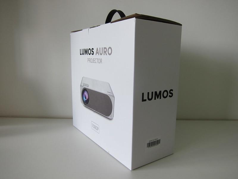 Lumos Auro - Box
