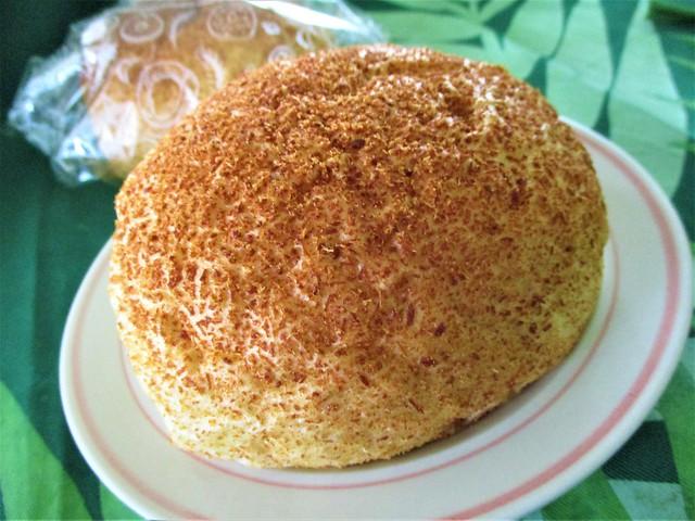 Tai Shan Lai Cafe special buns