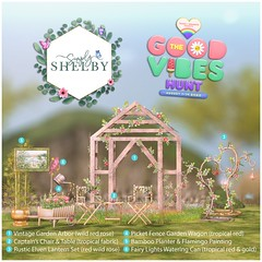 Simply Shelby Good Vibes Hunt Key 2020
