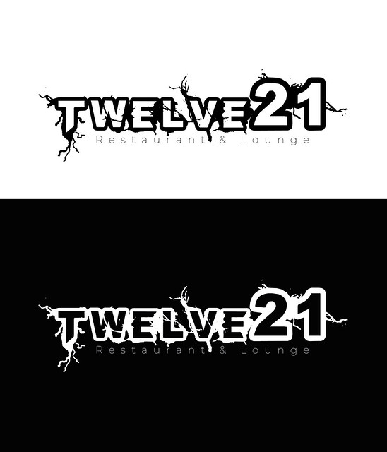 Typography Restaurant Logo