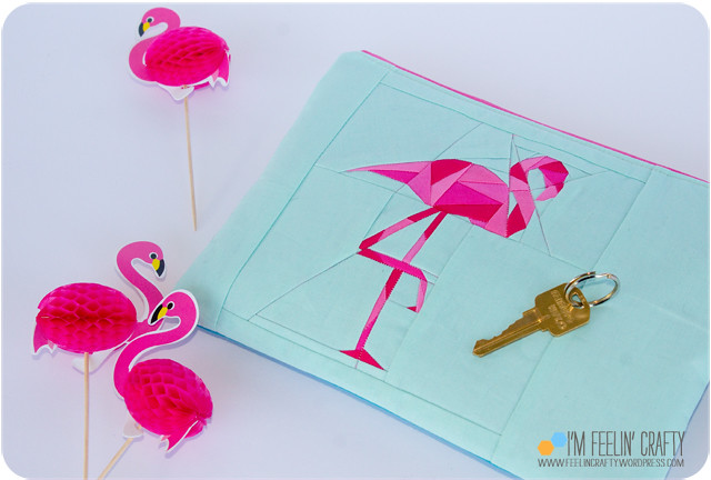 FlamingoPouch-Scale-ImFeelinCrafty