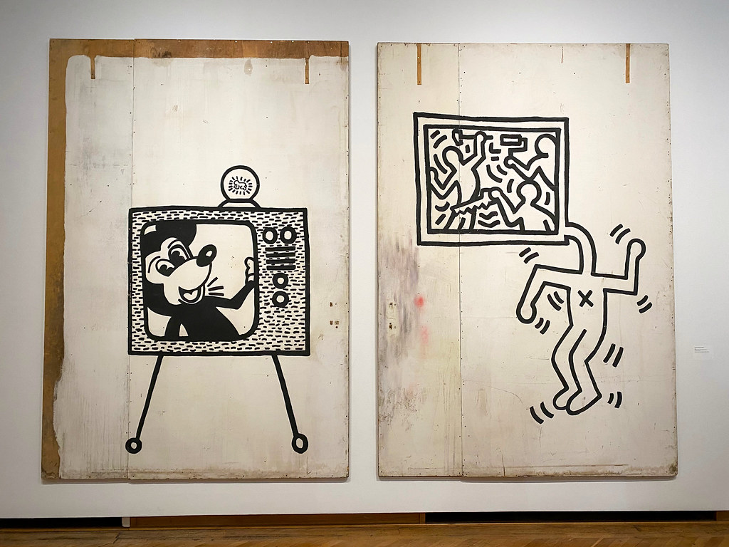 Early Works of Keith Haring