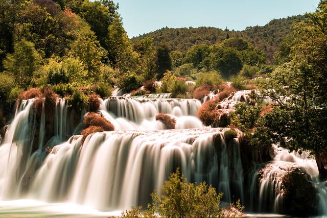 ....Nationalpark Krka....
