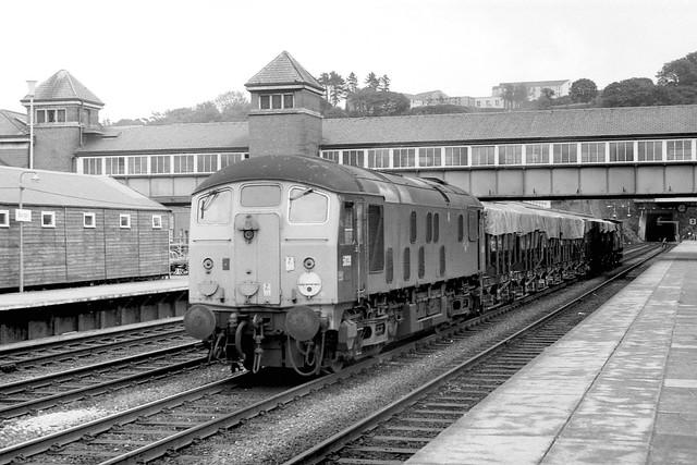Bangor North Wales Whitsuntide May 1973