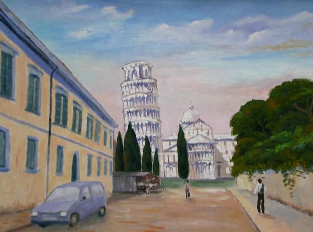 Pisa Torre e Duomo