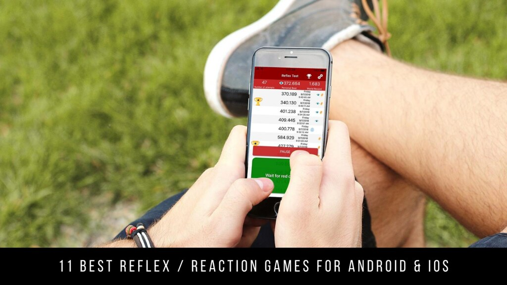11 Best Reflex / Reaction Games For Android & iOS