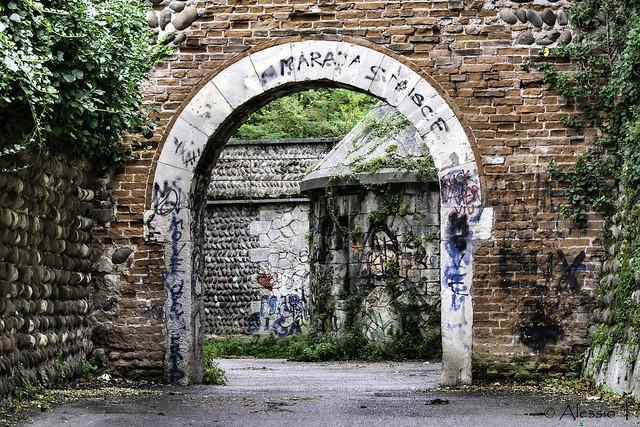 Arco : via Porta catena