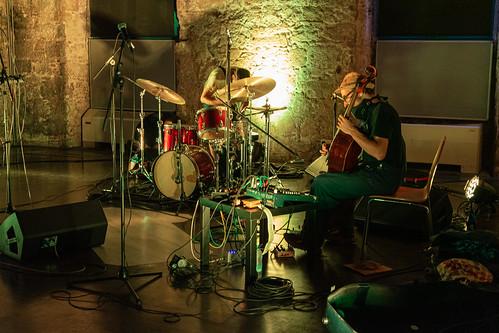 Gravació del Concert de Nihan Devecioglu, Sasha Agranov i Oriol Roca