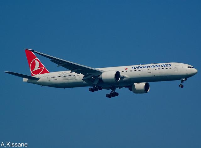 TURKISH AIRLINES B777 TC-JJO