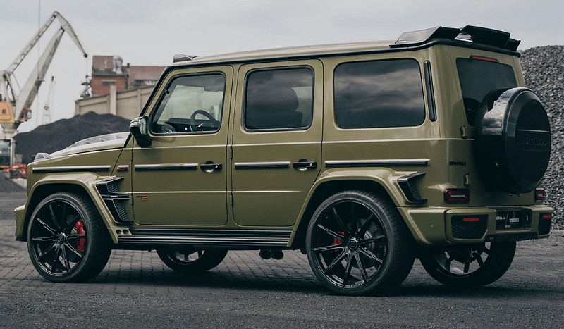 Brabus-700-Mercedes-AMG-G63-in-army-look-by-Fostla-18