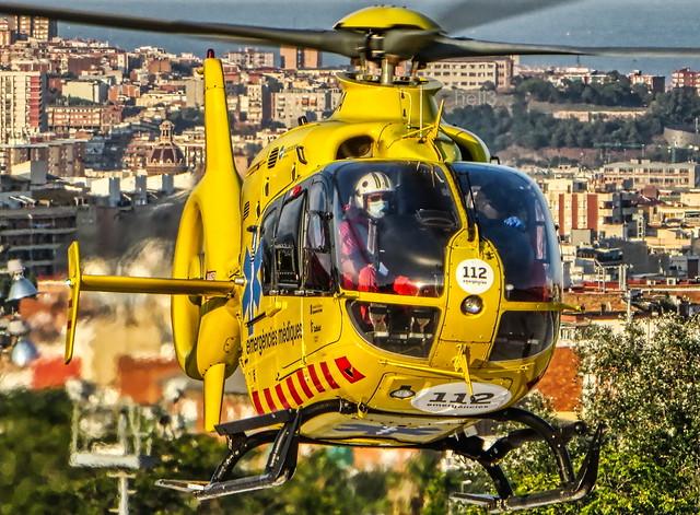 Eurocopter EC135 P2+ EC-KDA